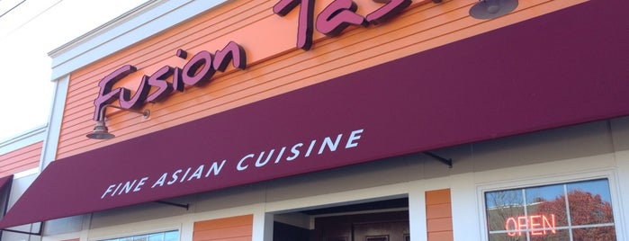 Fusion Taste is one of North Shore Non-Chain Eats.