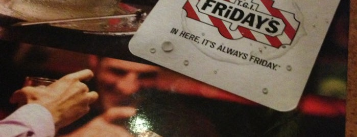 TGI Fridays is one of Delicious Food.
