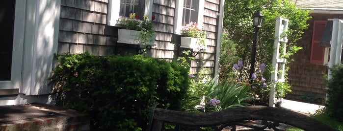Moffett House is one of Provincetown.
