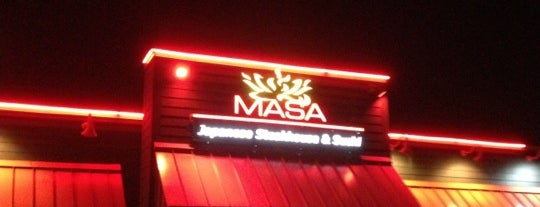Masa Japanese Steakhouse is one of Electraさんのお気に入りスポット.