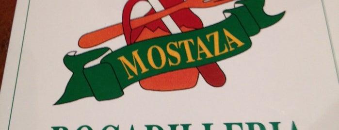 Mostaza Bocadillería is one of En busca de la hamburguesa perfecta.