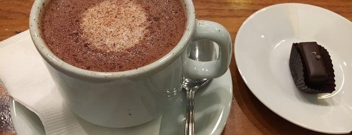 L.A. Burdick is one of 6 Tastiest Hot Chocolate Spots in NYC.