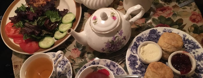 Tea & Sympathy is one of The New Yorkers: The Sweet Life.