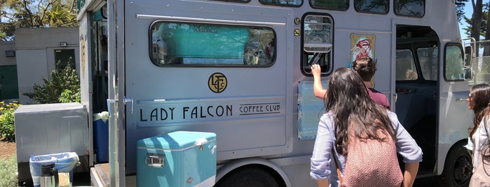 Lady Falcon Coffee Club is one of Coffee Roasters in SF 2019.