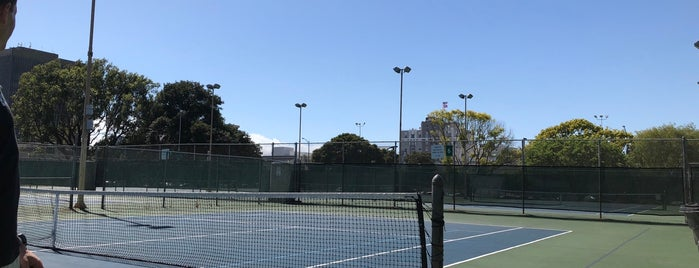 Central Park Tennis Courts is one of Adam 님이 좋아한 장소.