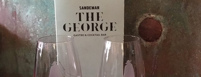 Sandeman - The George is one of Lucia : понравившиеся места.
