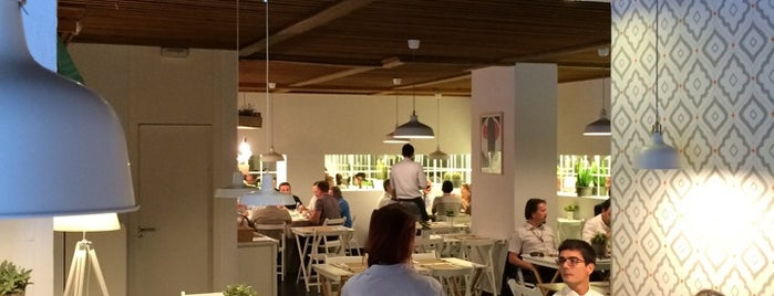 La Cucharita is one of Restaurantes medios.