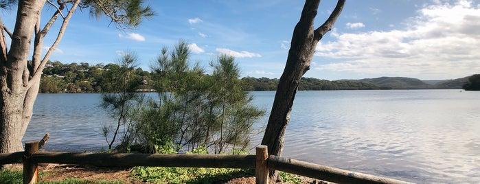 Narrabeen Lagoon is one of Tempat yang Disukai Cliverson.