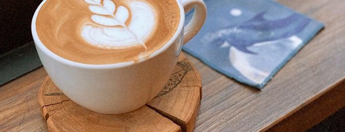 黑鯨咖啡 Black Whale Coffee is one of Taiwan!.
