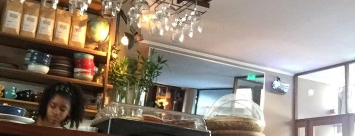 Negra Café is one of Porto.