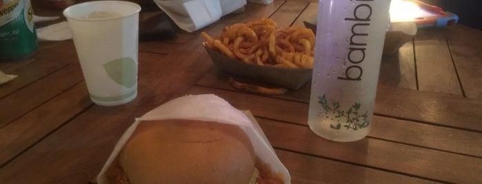 Anti-Burger is one of Locais curtidos por Max.