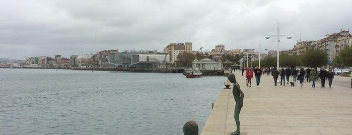 Los Raqueros is one of Santander To-Do's.