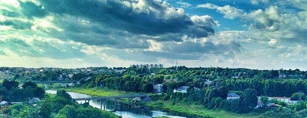 Зубцов is one of Чокак.