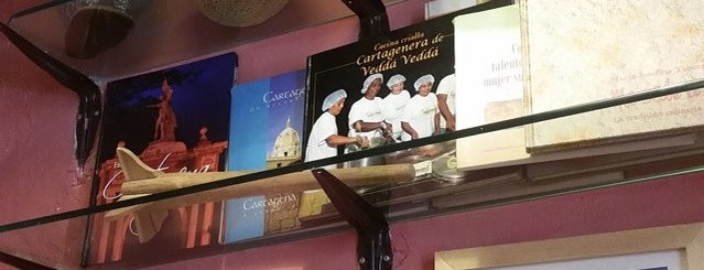 La Cocina de Pepina is one of Cartagena!.