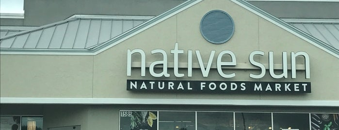 Native Sun Natural Foods Market is one of Jacksonville.