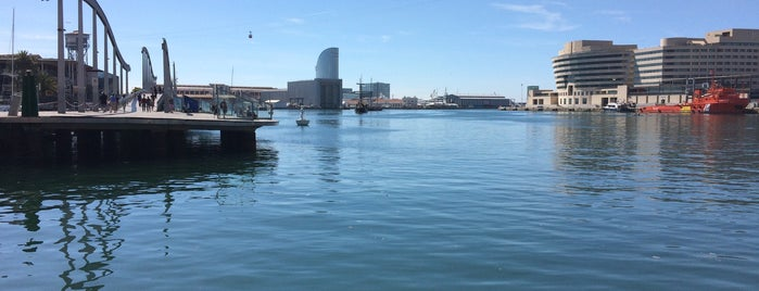 バルセロナ港 is one of Nickさんのお気に入りスポット.