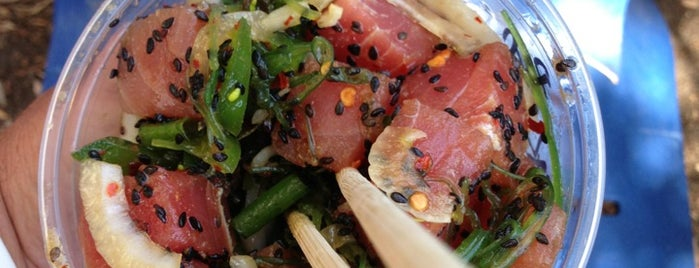 Poke-Poke is one of Santa Monica.