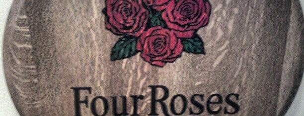Four Roses Distillery is one of Bourbon Trail.