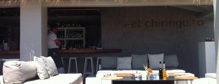 El Chiringuito is one of Ibiza, baby!.