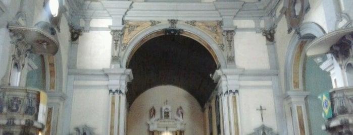 Igreja de Nossa Senhora das Mercês is one of Posti salvati di Vanja.