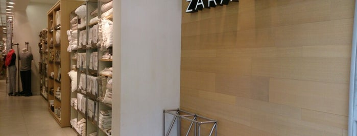 Zara Home is one of Orte, die Carlos gefallen.