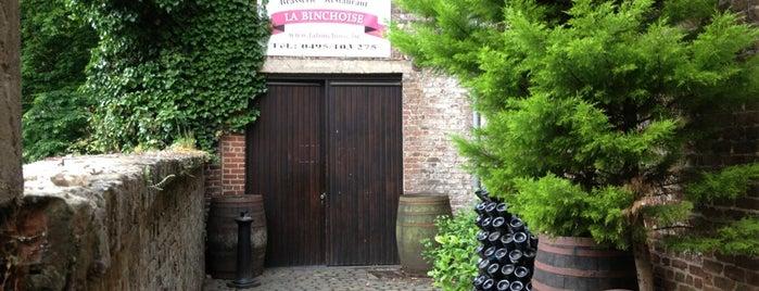 Brasserie La Binchoise is one of Beer / Belgian Breweries (2/2).