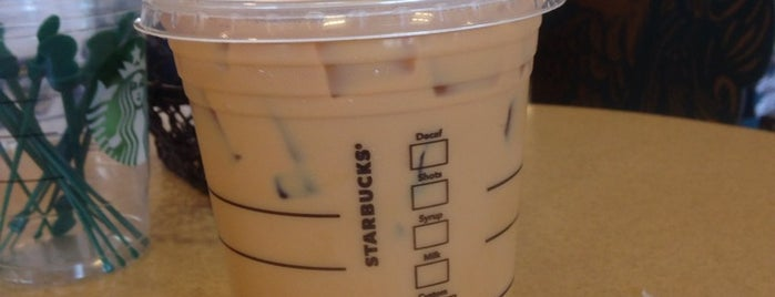 Starbucks is one of Locais curtidos por Brendiflex.
