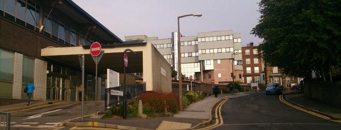 Royal Hallamshire Hospital is one of Liliia: сохраненные места.