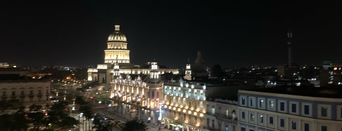 Rooftop Bar @ Paladar La Guarida is one of Cuba.