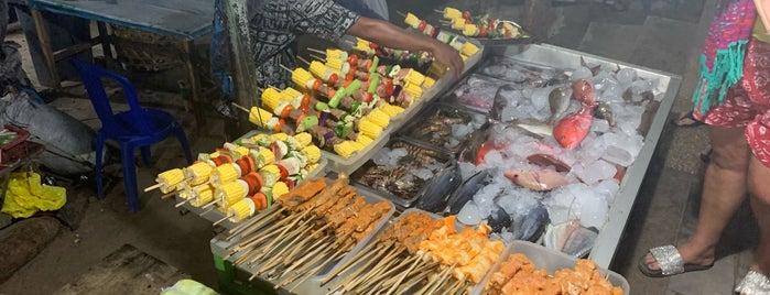 Gili Trawangan Food Night Market is one of Bali ToDo.