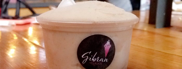 Gibran Helados is one of Heshu 님이 좋아한 장소.