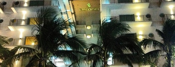 Hotel Emporio is one of Lugares favoritos de Ana Luisa.