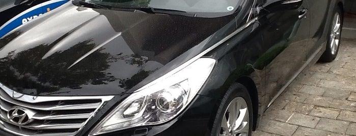 Hyundai Caoa is one of Lugares favoritos de Claudio.
