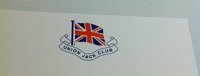 Union Jack Club is one of London.