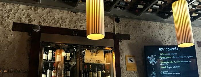 Restaurante El Zarcillo is one of Gran canaria.