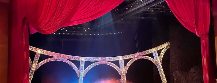 """""""O"""" By Cirque Du Soleil is one of Las Vegas."""
