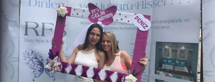RFS Day Spa is one of Posti che sono piaciuti a Özlem.