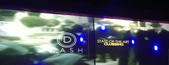 Dash Nightclub is one of Tempat yang Disukai Ramiro.