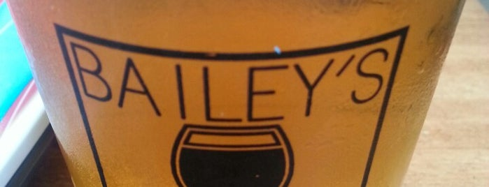 Bailey's Taproom is one of PDXcellent.