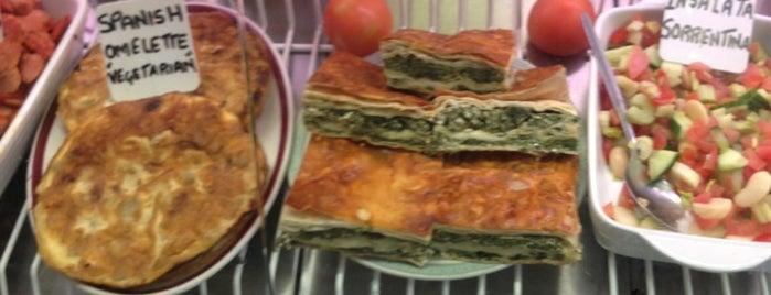 Salumeria Dino is one of Aframe Luncheon.