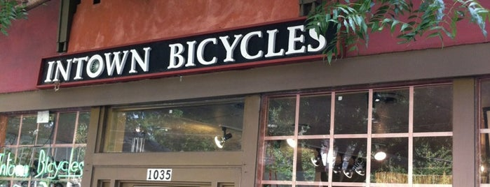 Intown Bicycles is one of Favorite Spots in Atlanta.