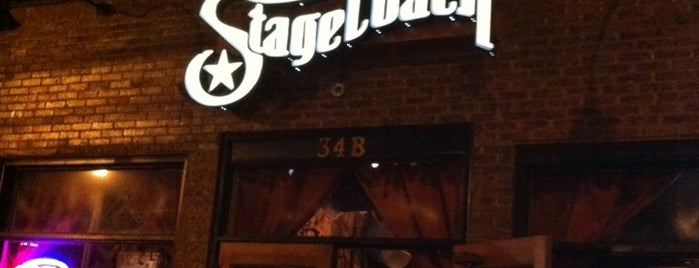 Stagecoach is one of Favorite Bars in Atlanta.