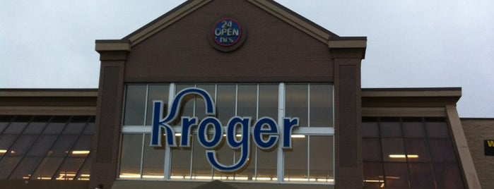 Kroger is one of Lugares favoritos de Vic.