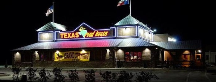 Texas Roadhouse is one of Urban Organicさんの保存済みスポット.