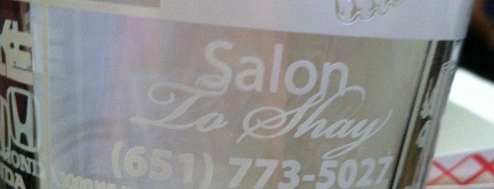 Salon To Shay is one of Locais salvos de Jenny.