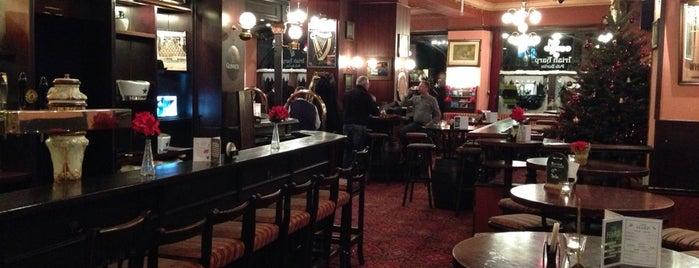 Irish Harp Pub is one of Die 30 beliebtesten Irish Pubs in Deutschland.
