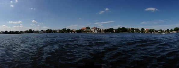 Tiefer See is one of Brandenburg Blog.