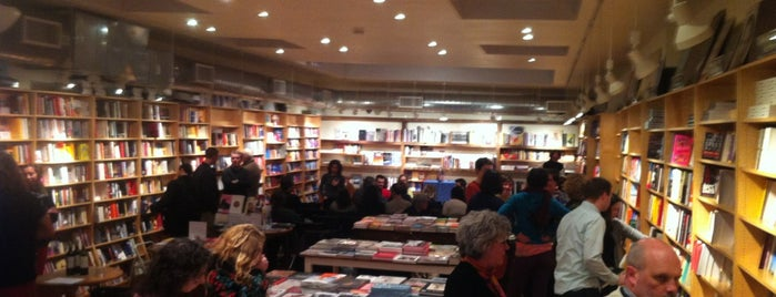 Best Independent Bookstores of NYC