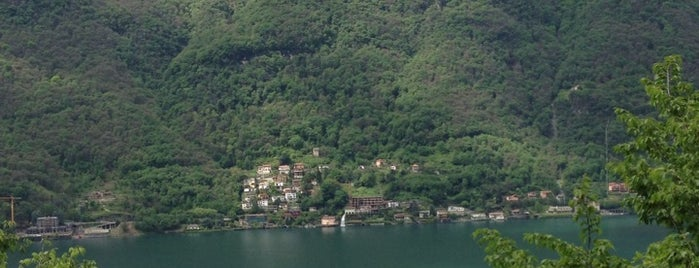 Imbarcadero di Nesso is one of italy.