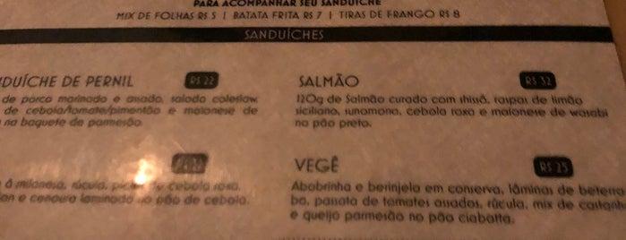NOX Sanduíche Bar is one of Bares.